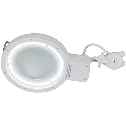 Desk Mount Led Laboratory 3 Dioptre Magnifier Lamp